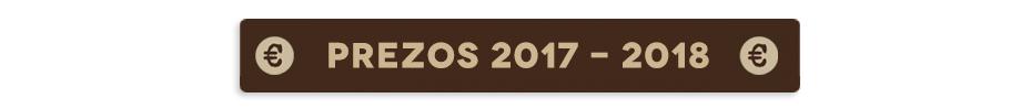 Prezos 2016-2017